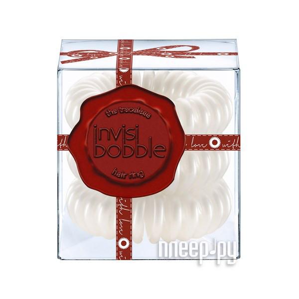 Резинка для волос Invisibobble Snow Pearl 3шт 3023