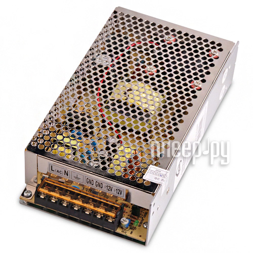Блок питания Elektrostandard 150W 12V IP00