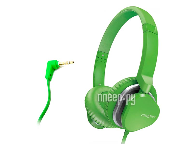 Гарнитура Creative Hitz MA2400 Green