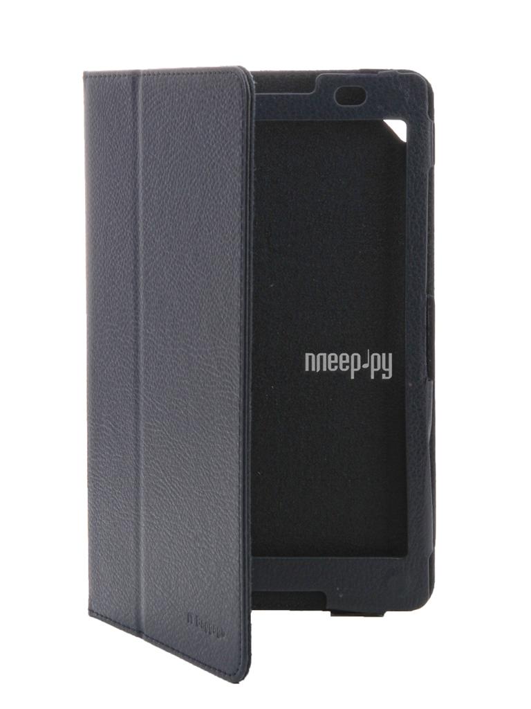 Аксессуар Чехол Lenovo IdeaTab 3 8 Plus 8703X IT Baggage иск. кожа Blue ITLN3A8703-4