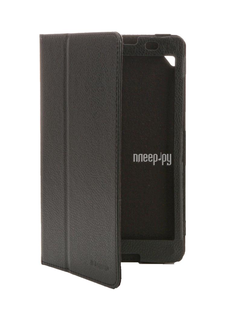 Аксессуар Чехол Lenovo IdeaTab 3 8 Plus 8703X IT Baggage иск. кожа Black ITLN3A8703-1 за 1005 рублей