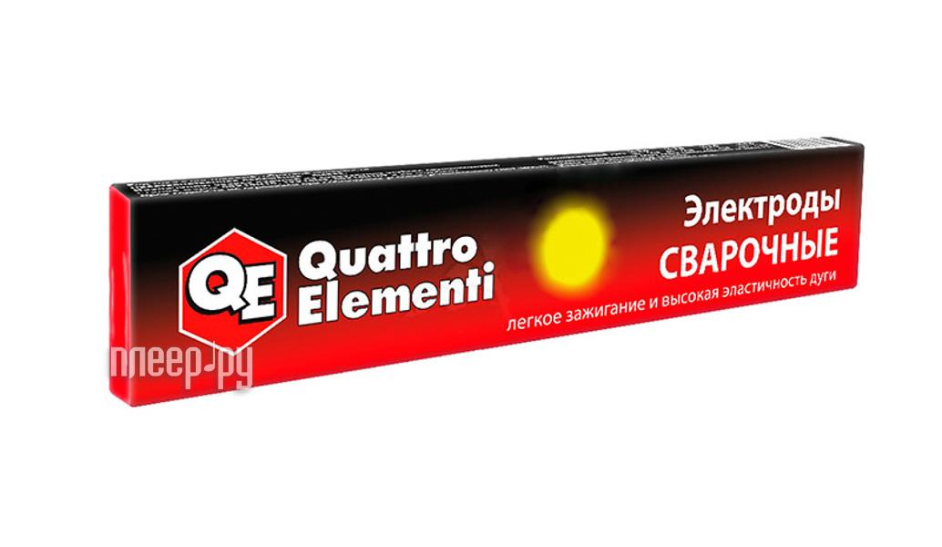 Аксессуар Электроды Quattro Elementi 2.5mm 0.9kg 770-421