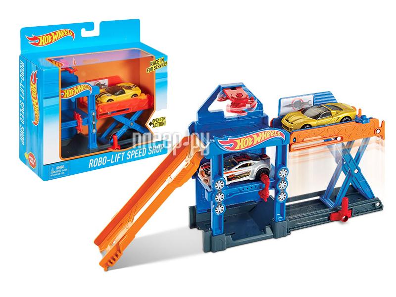 Автотрек Mattel Hot Wheels DWK99