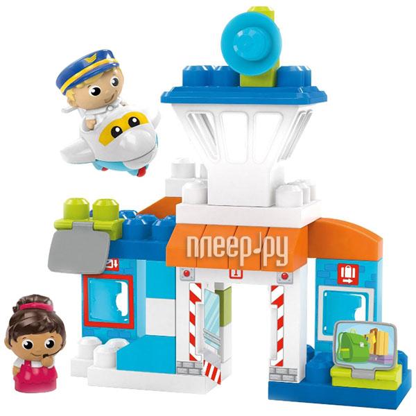 Конструктор Mattel Mega Bloks Аэропорт DPJ56