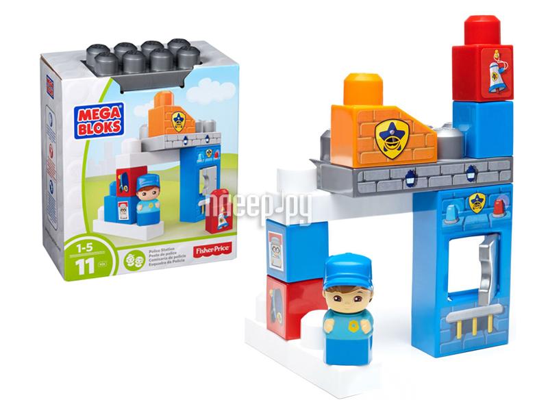 Конструктор Mattel Mega Bloks DYC54 / DYC56 887961408584