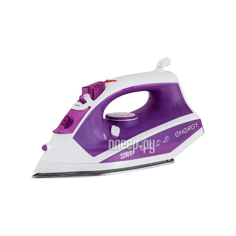 Утюг Energy EN-308 Purple купить