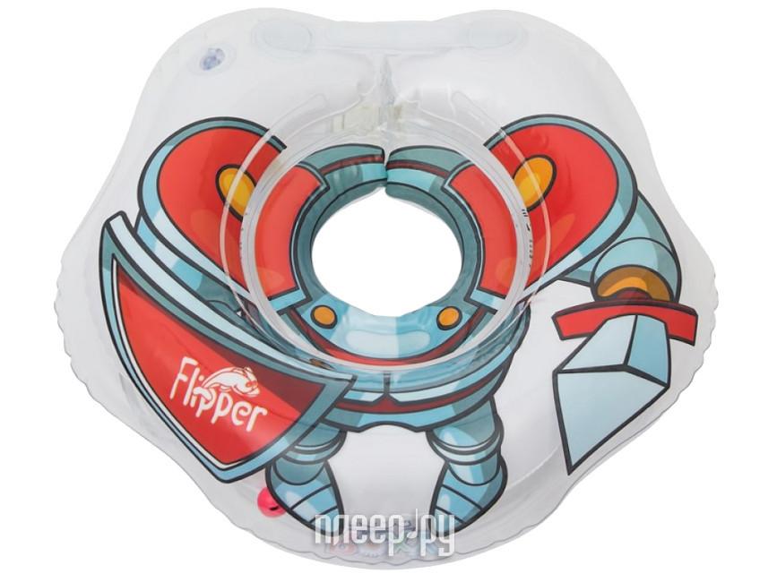 Надувной круг Roxy-Kids Flipper Рыцарь FL006