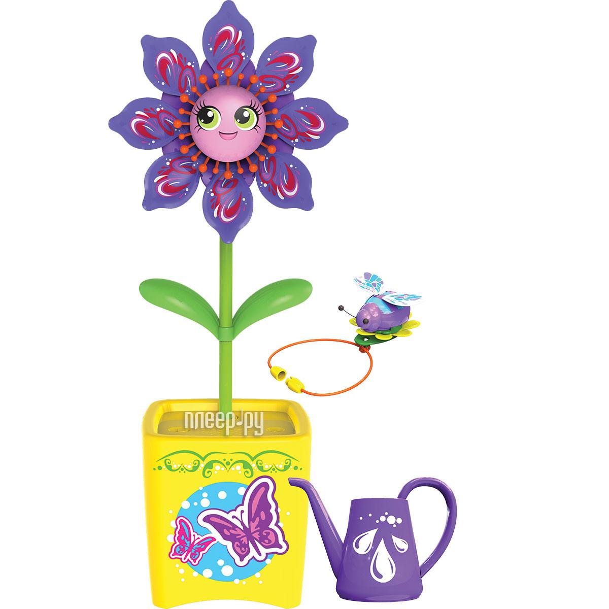 Игрушка SilverLit Волшебный цветок с ожерельем 88446