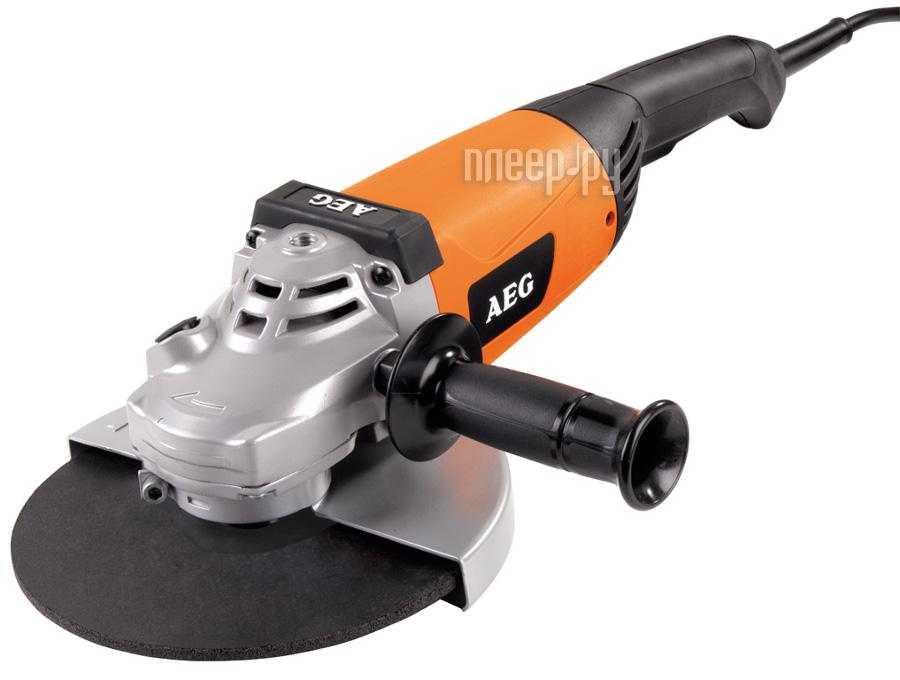 Шлифовальная машина AEG WS 2200-230DMS 428500