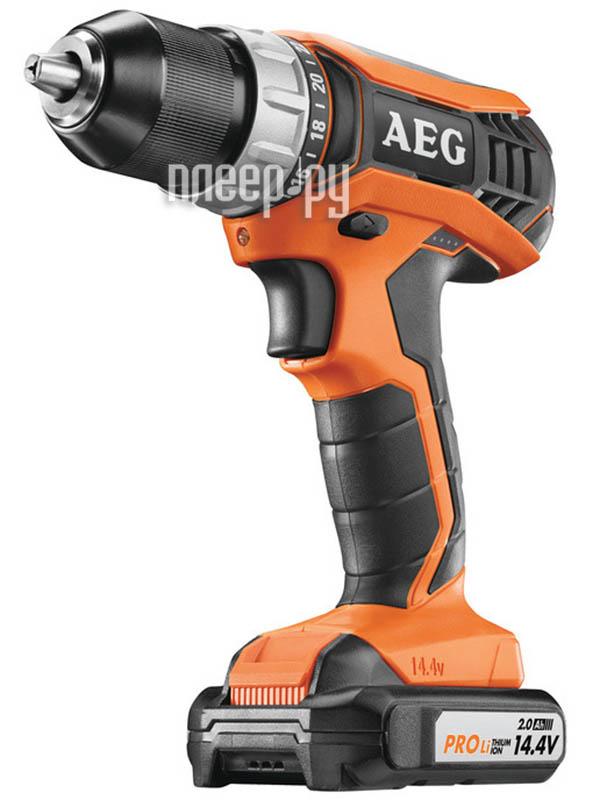 Электроинструмент AEG BS 14G3 Li-152C 451092
