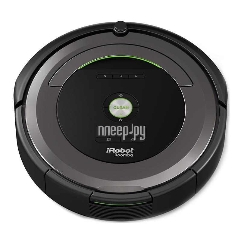 Пылесос-робот iRobot Roomba 681
