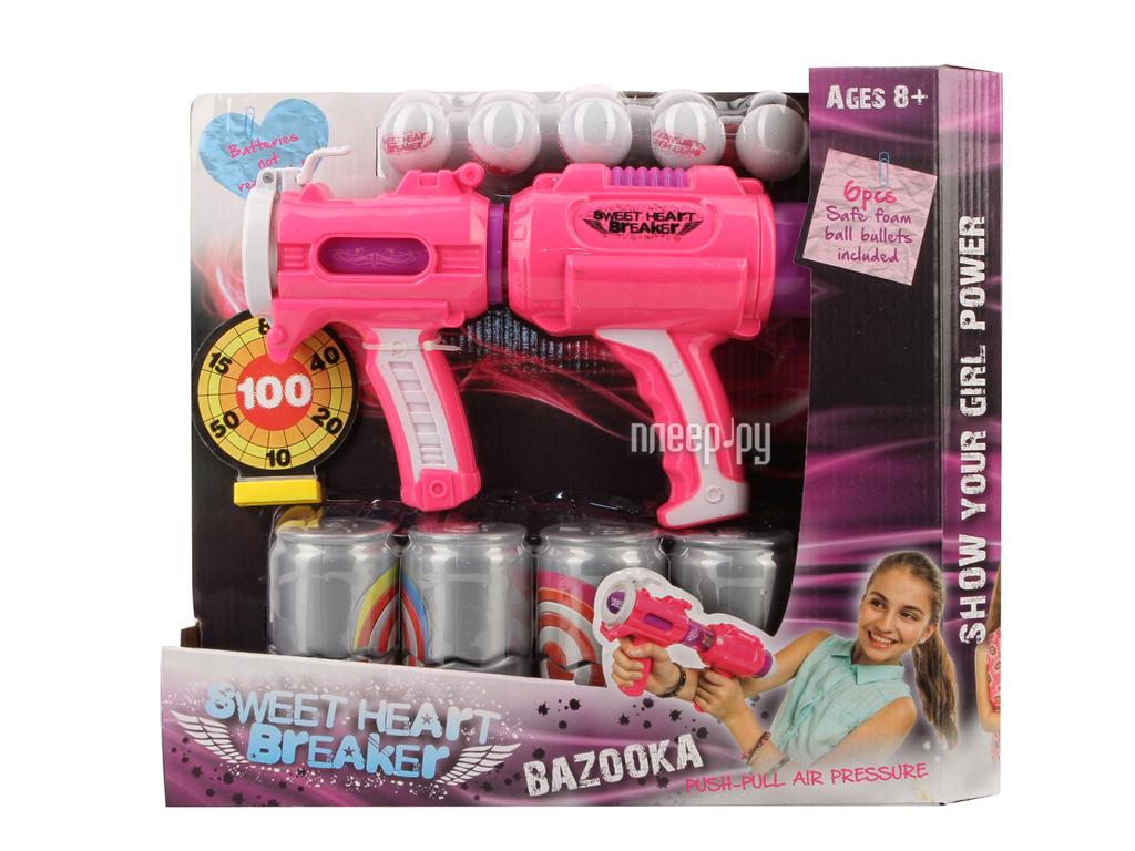 Бластер Toy Target Power Blaster 22002