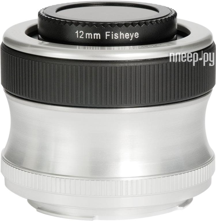 Объектив Lensbaby Scout Fisheye for Nikon LBSFEN  Pleer.ru  7247.000