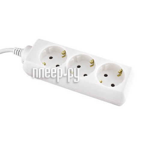 Сетевой фильтр TDM-Electric УН03 3 Sockets 3m SQ1303-1001