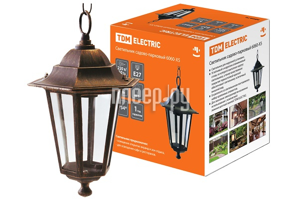Светильник TDM-Electric 6060-15 SQ0330-0015