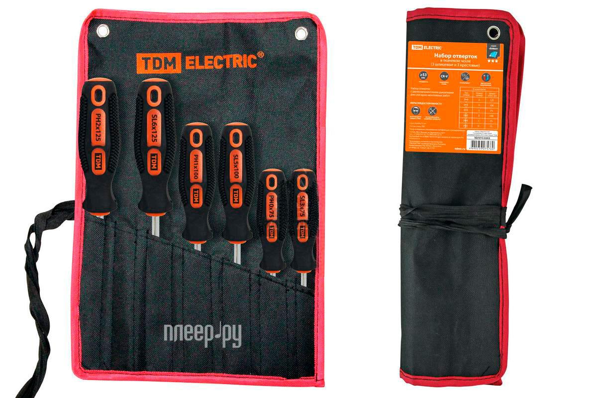 Набор инструмента TDM-Electric Алмаз SQ1013-0203