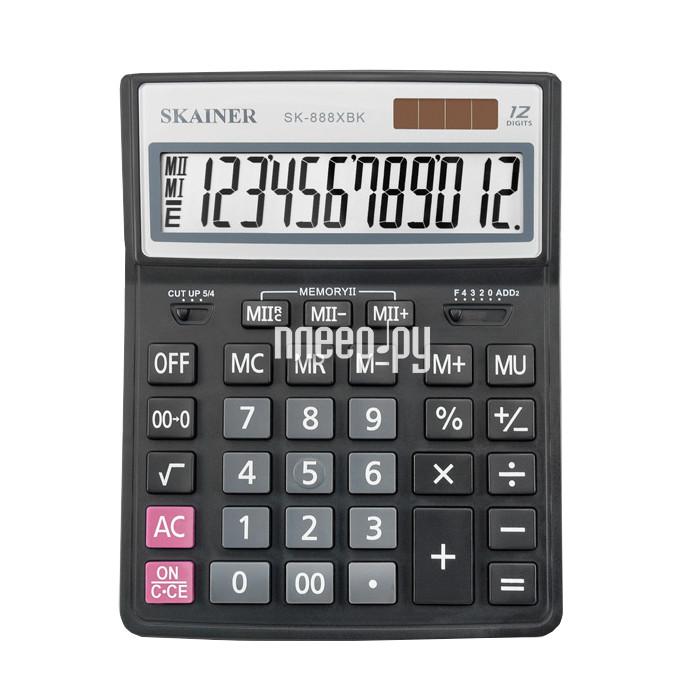 Калькулятор Skainer SK-888XBK