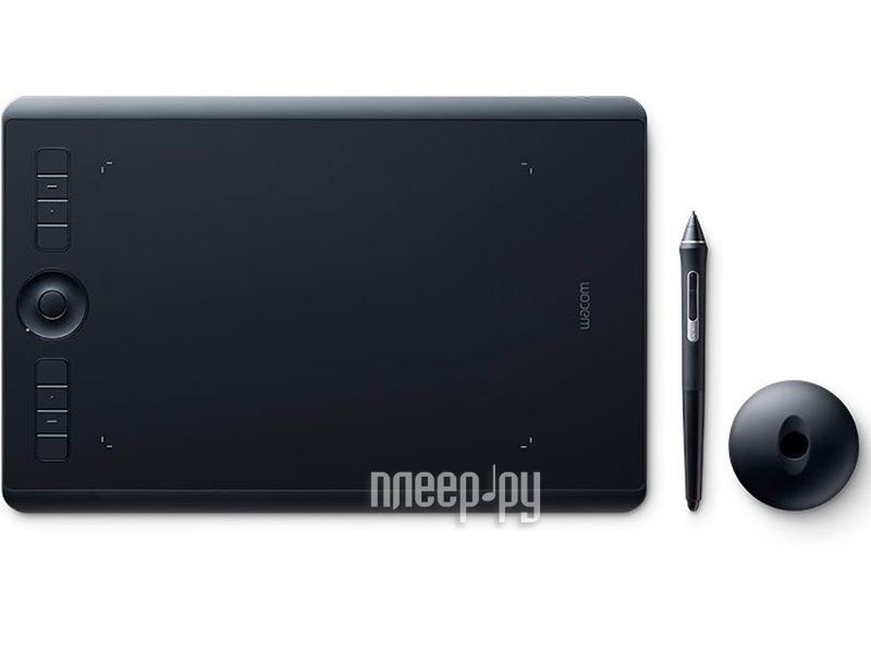 Графический планшет Wacom Intuos Pro Medium PTH-660-R купить
