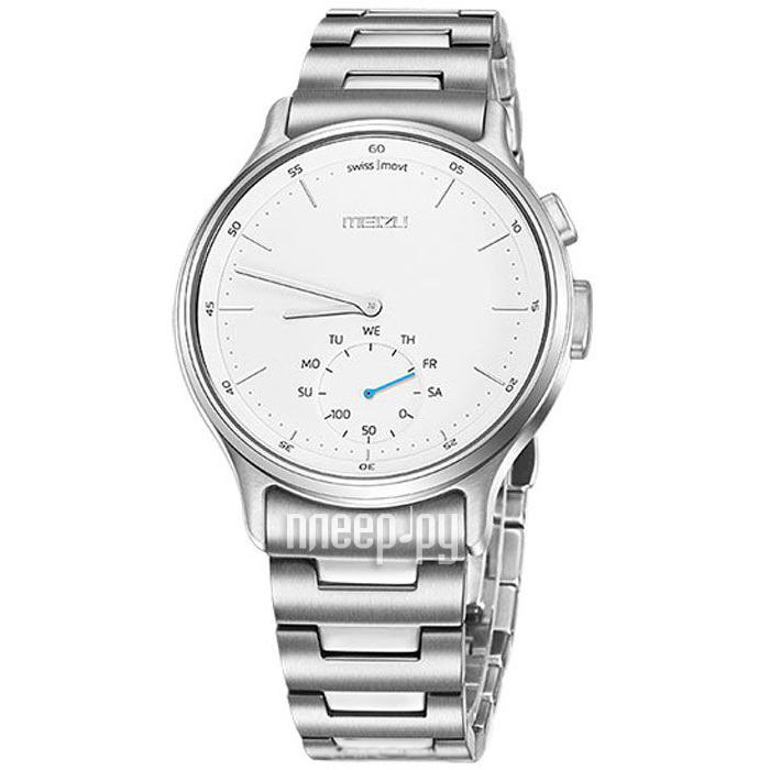 Умные часы Meizu Mix R20 Steel Silver MZU-MZWA1S-S-SL