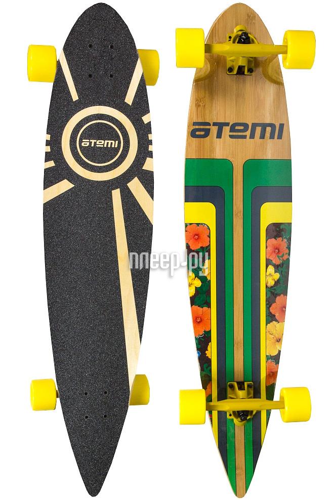 Скейт Atemi Цветы ALB-6.16