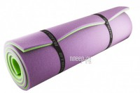 Коврик Atemi 1800x600x12mm Green-Violet