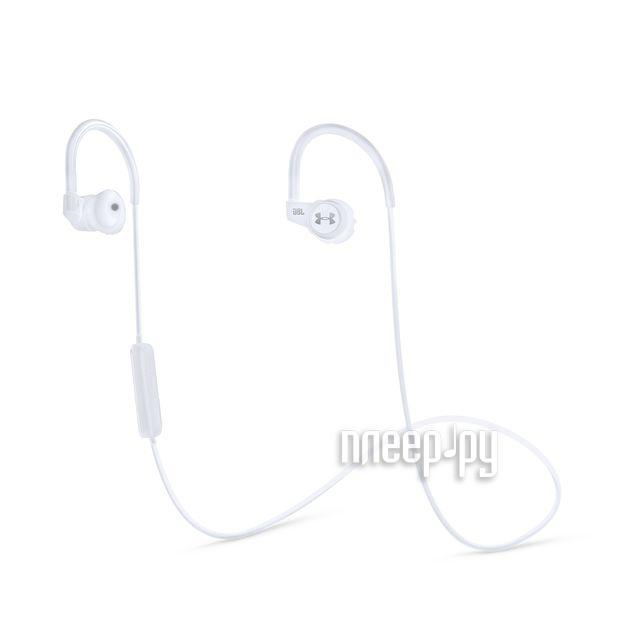 Гарнитура JBL Under Armour Sport Wireless Heart Rate White