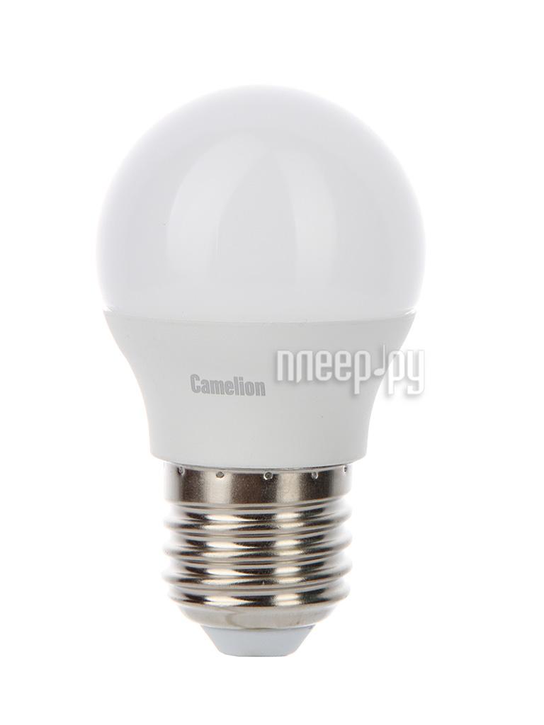 Лампочка Camelion LED7-G45 / 865 / E27