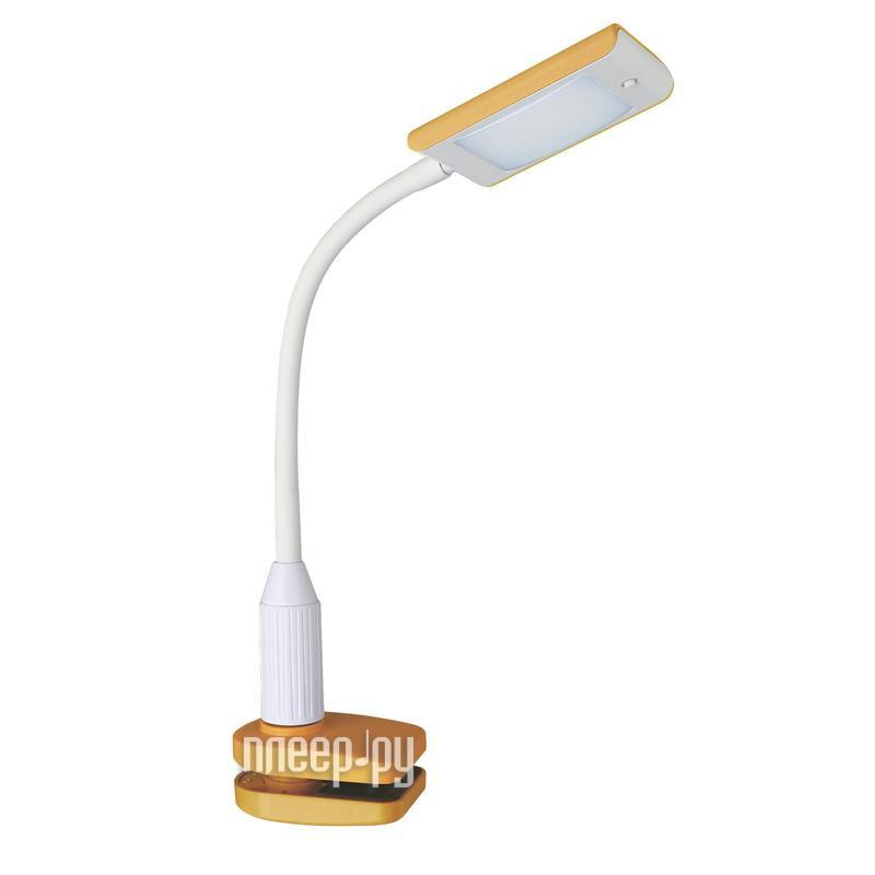 Лампа Camelion KD-789 C37 Orange-White