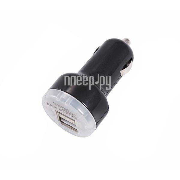 Зарядное устройство Rexant 2xUSB 1A / 2.1A 18-1190