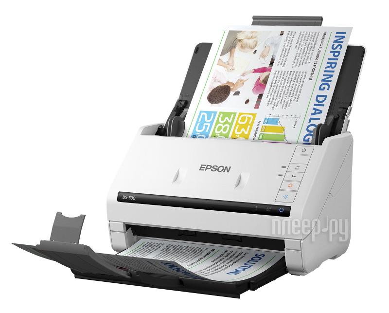 Сканер Epson WorkForce DS-530 B11B226401