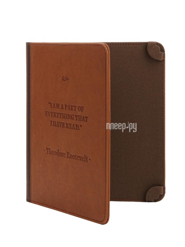 Аксессуар Чехол PocketBook 840 PBPUC-840-BR