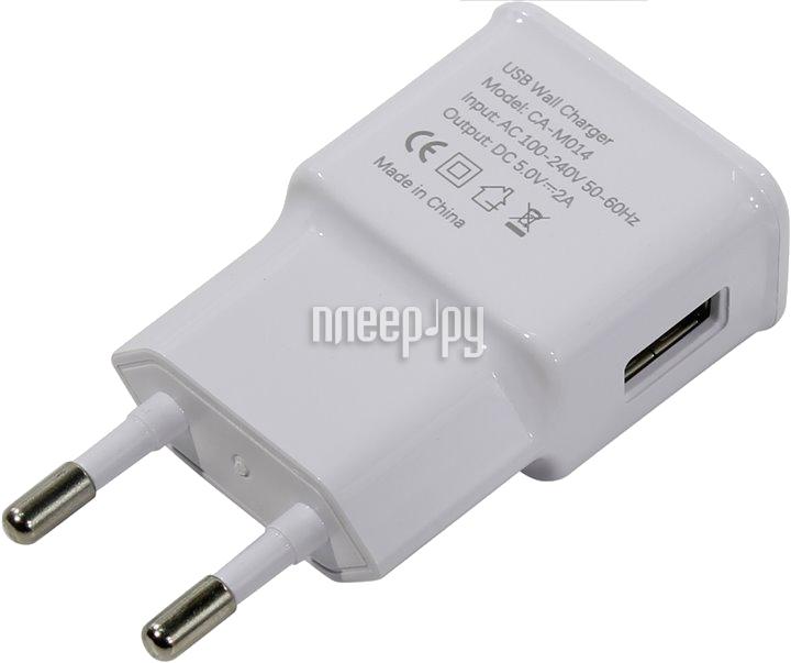 Зарядное устройство VCOM CA-M014 USB 2A
