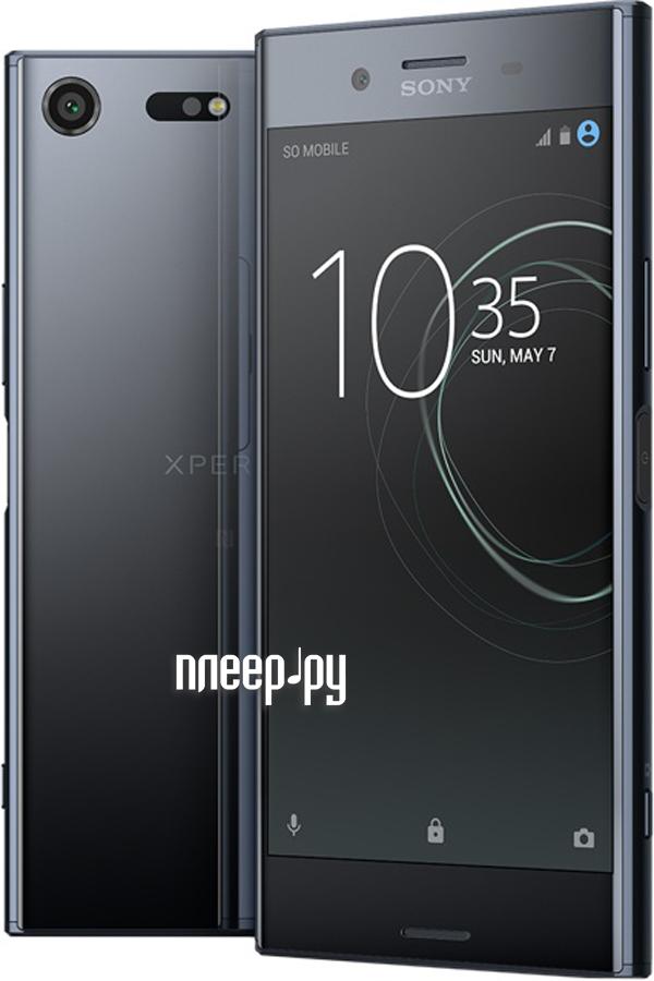 Сотовый телефон Sony G8142 Xperia XZ Premium Black