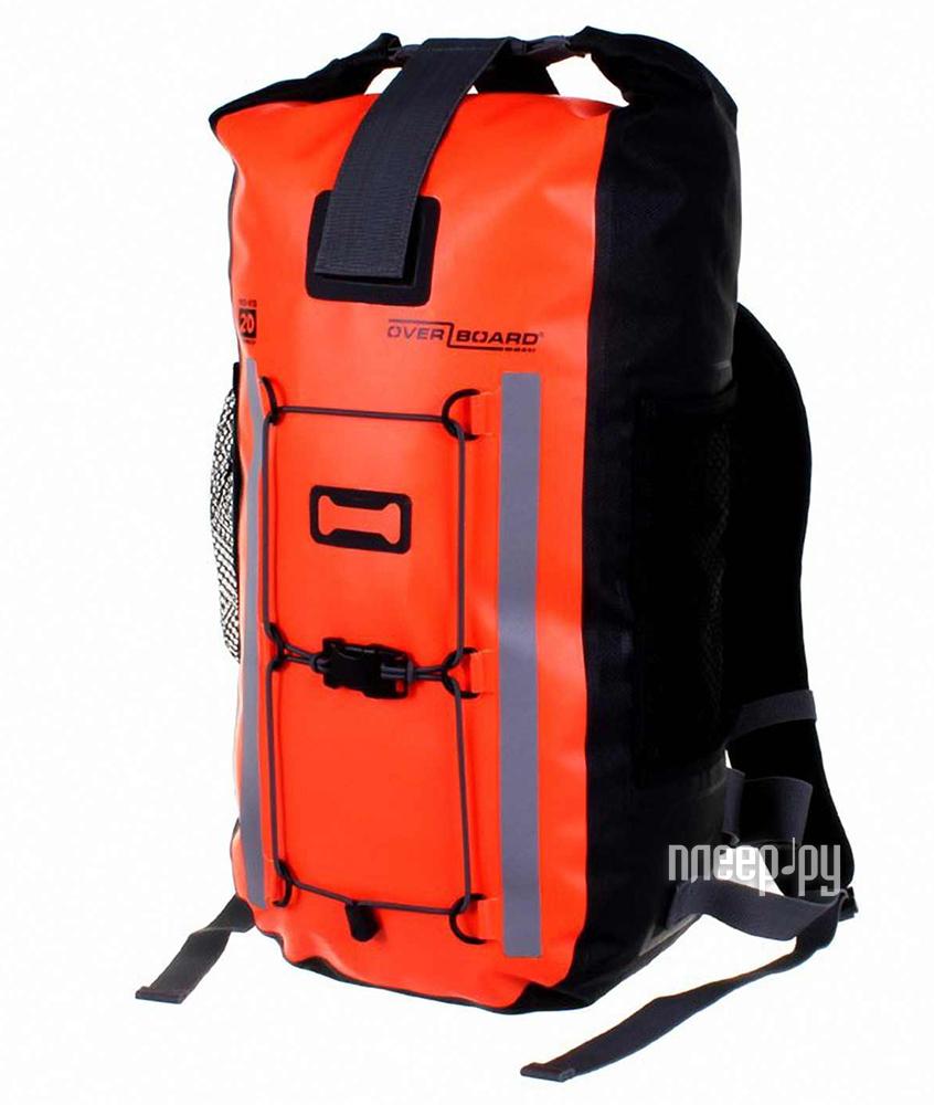 Сумка OverBoard Ultra Light Pro-Sports Waterproof Backpack 20L OB1135BLK