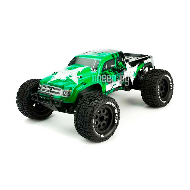 Игрушка Electrix Ruckus Black-Green ECX03051IT2