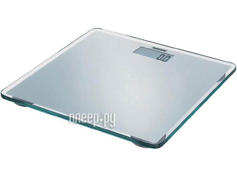 Весы Soehnle Slim Design Silver 63538