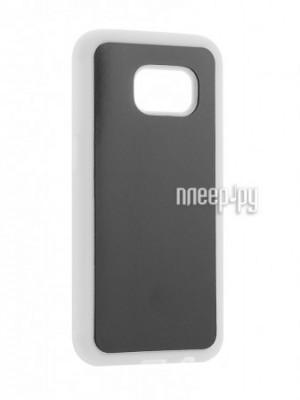 Купить Аксессуар Чехол Samsung Galaxy S7 BROSCO White SS-S7-STICKY-WHITE