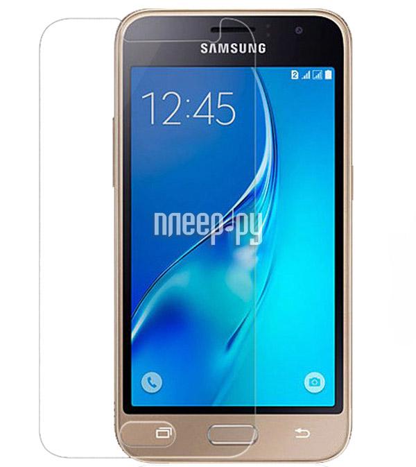 Аксессуар Защитное стекло Samsung Galaxy J1 2016 SM-J120FDS Protect 0.33mm 40070