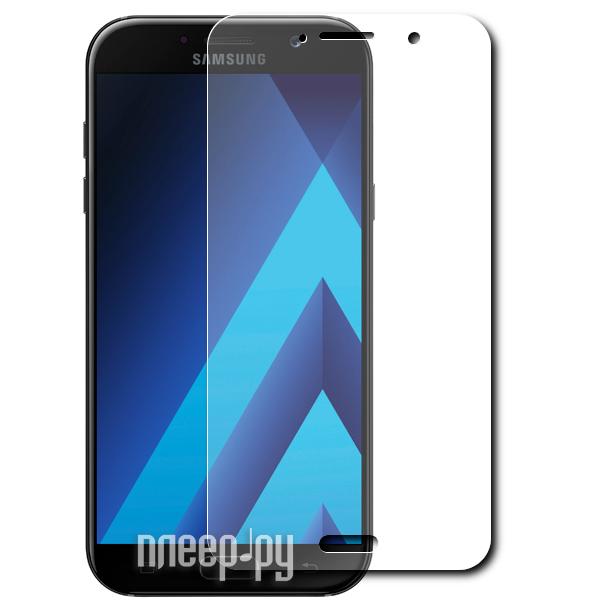 Аксессуар Защитное стекло Samsung Galaxy A3 2017 LuxCase 0.33mm 82100