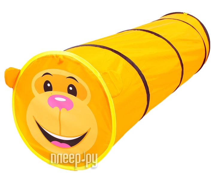 Игрушка для активного отдыха Детский туннель СИМА-ЛЕНД Обезьянка Orange 509693