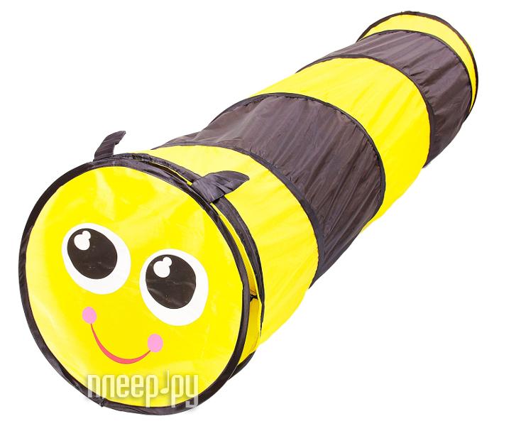 Игрушка для активного отдыха Детский туннель СИМА-ЛЕНД Пчелка Black-Yellow 509694