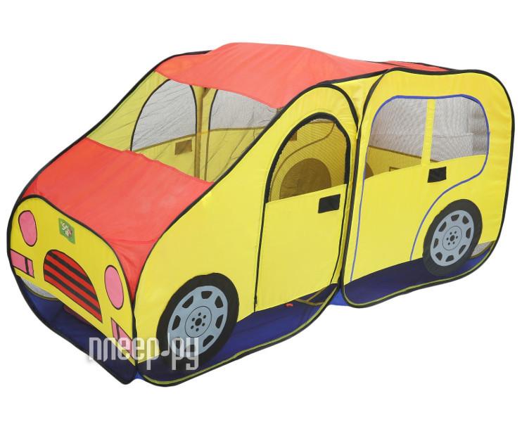 Игрушка для активного отдыха Палатка СИМА-ЛЕНД Авто Red-Yellow 425798