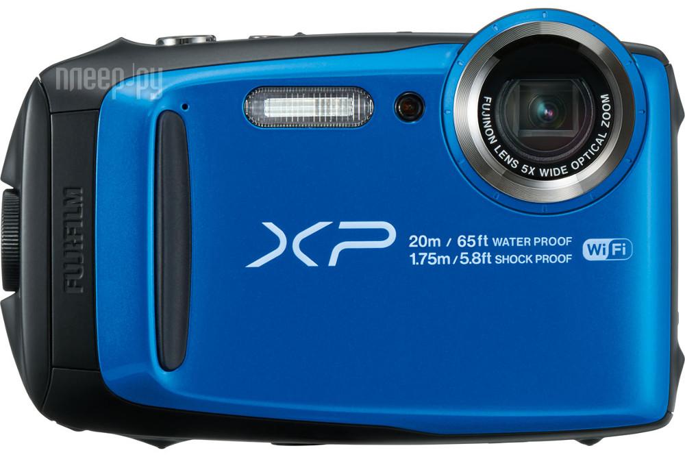 Фотоаппарат FujiFilm FinePix XP120 Blue