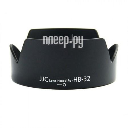 Бленда JJC LH-32 для Nikkor AF-S DX 18-105mm f/3.5-5.6G ED VR / Nikkor AF-S DX 18-140mm f/3.5-5.6G ED VR