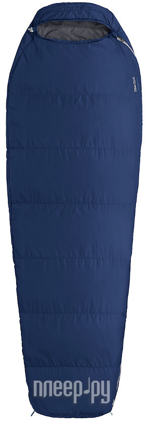 Спальник Marmot NanoWave 50 Semi Rec LZ Deep Blue 21960-2134-LZ
