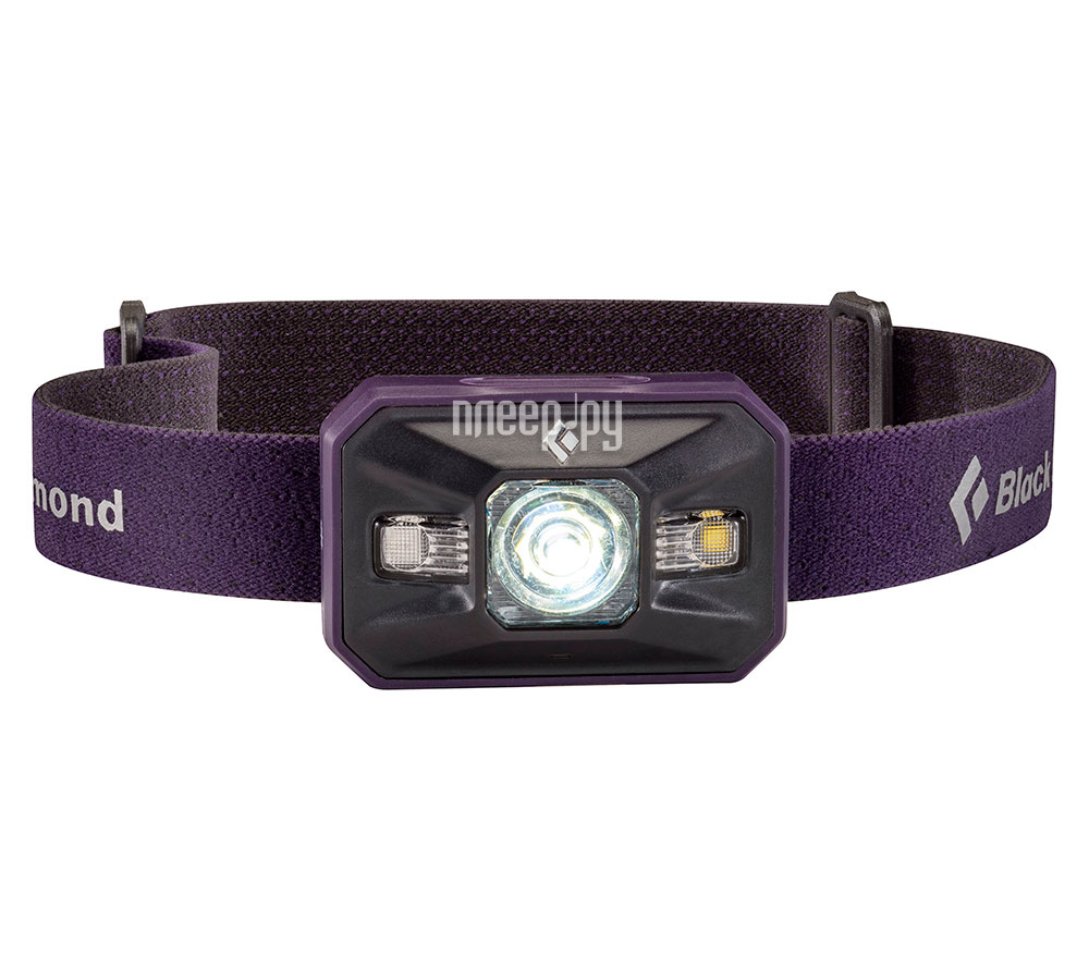 Фонарь Black Diamond Storm Headlamp Nightshade BD620626NSHDALL1