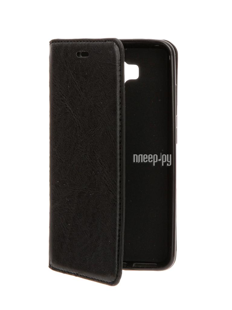 Аксессуар Чехол ASUS ZenFone 3 Laser 5.5 ZC551KL Cojess Book Case New Black с визитницей