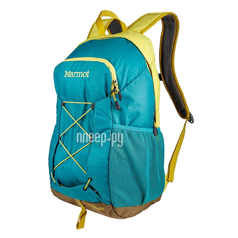 Рюкзак Marmot Eldorado Green Spice-Green Sea 24030-4606-ONE