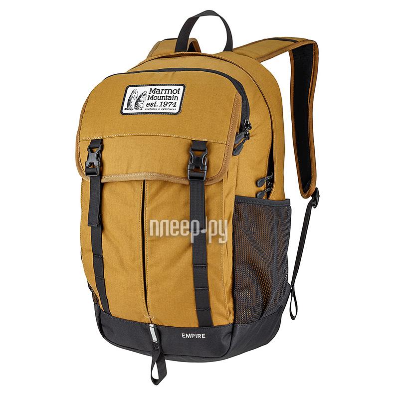Рюкзак Marmot Empire Waxed Field Brown 24570-7202-ONE