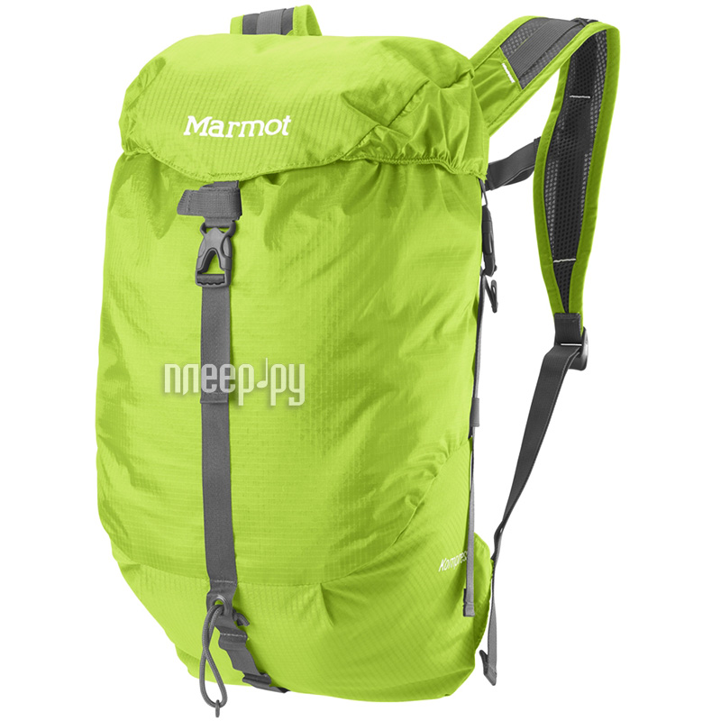 Рюкзак Marmot Kompressor Green Lime 25430-4680-ONE купить